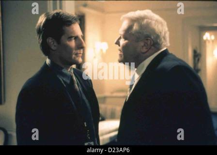 Tom Clancy's Netforce  Tom Clancy's Netforce  Alex Michaels (Scott Bakula), Lowell Davidson (Brian Dennehy) *** - Stock Photo