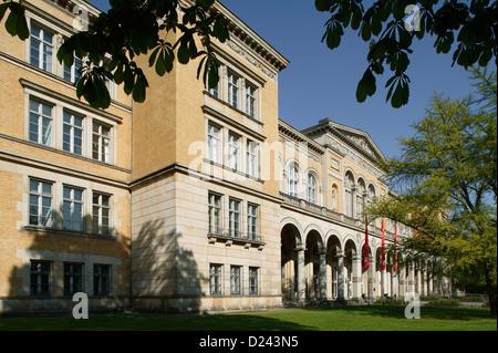 Berlin, Germany, University of Arts in Bundesallee - Stock Photo