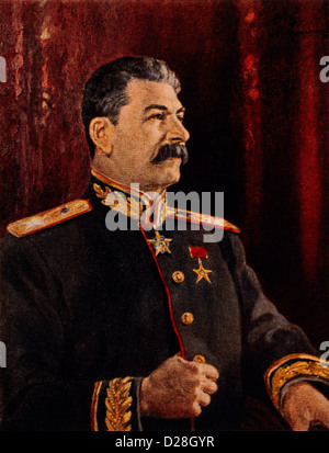 as a leader of russia stalin In 1922 a person that was later to become the best known tyrant (leader) of all   before stalin was the leader, russia was said to be 100 years behind the rest of .
