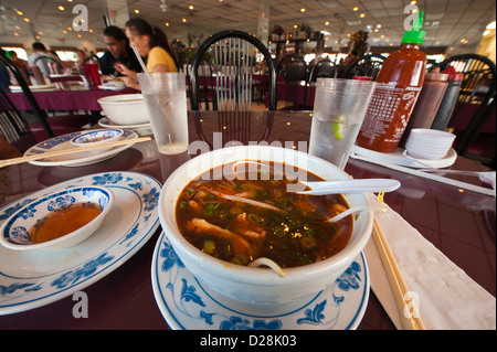 USA, Florida. Pho 88 Vietnamese Restaurant, Orlando, Florida. - Stock Photo