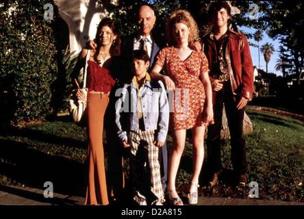 Hauptsache Beverly Hills  Slums Beverly Hills  Familie Abramowitz Rita (Marisa Tomei), Ricky (Eli Marienthal), Murray - Stock Photo