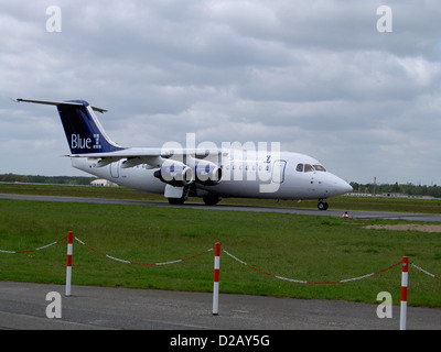Blue1 Avro 146-RJ85 (OH-SAP) - Stock Photo