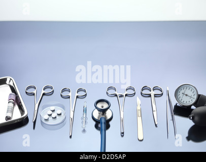Medical equipment - Stock Photo