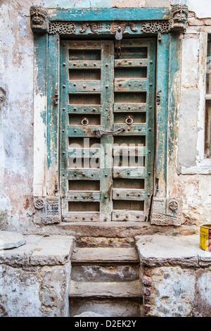 Ahmedabad, Gujarat, India (seen on the Heritage Walking Tour) - Stock Photo
