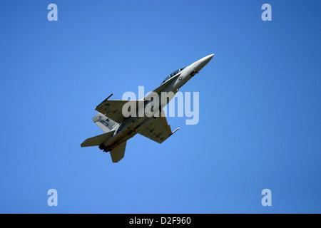 McDonnell Douglas F/A-18 - Stock Photo