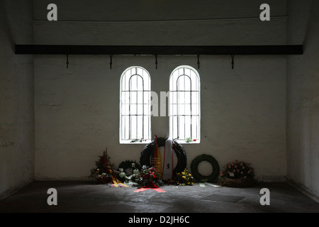 Berlin, Germany, Memorial Center for the victims of National Socialism - Stock Photo