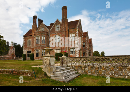 Breamore House, New Forest, Hampshire, England - Stock Photo