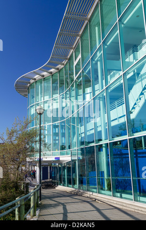 National Marine Aquarium, Plymouth Devon England UK - Stock Photo
