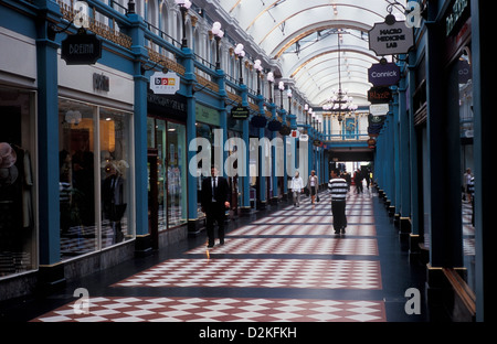 Great Western Arcade Birmingham West Midlands UK - Stock Photo