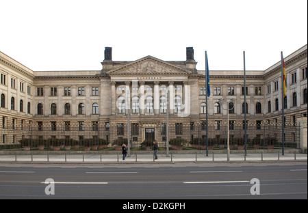 Berlin, Germany, Federal Council on Leipziger Strasse - Stock Photo