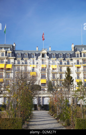 Hotel Beau Rivage Palace Lausanne Ouchy