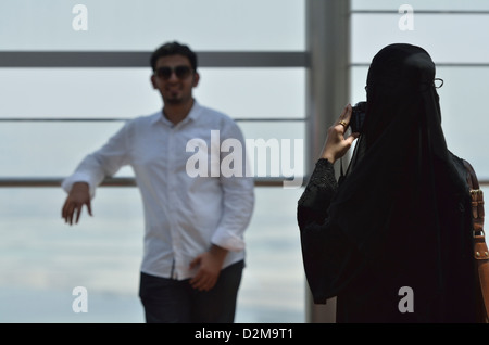 Nick veiled arab emirates