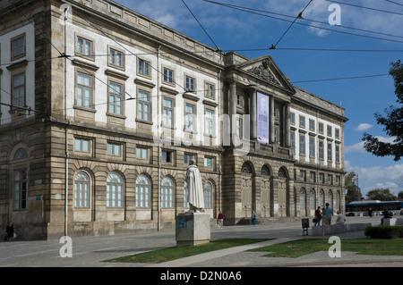 Natural History Museum, Oporto University, Oporto, Portugal, Europe - Stock Photo