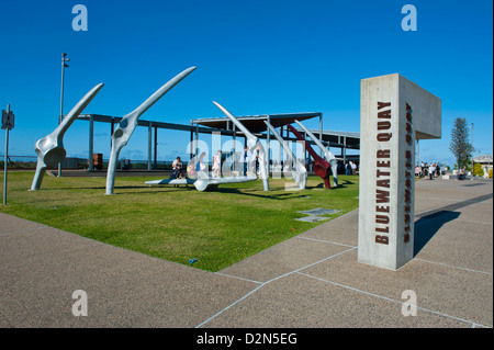 Bluewater Quay, downtown Mackay, Queensland, Australia, Pacific - Stock Photo