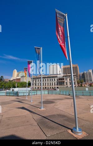 Adelaide Festival Centre, South Australia, Australia, Pacific - Stock Photo