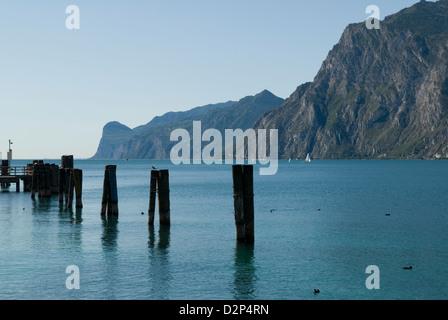 Torbole Trentino-Alto Adige Italy travel tourism - Stock Photo