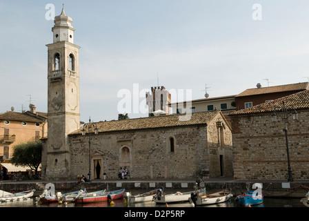 Lasize Veneto Italy travel tourism - Stock Photo