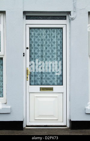 Door of a building, Killarney, County Kerry, Republic of Ireland - Stock Photo