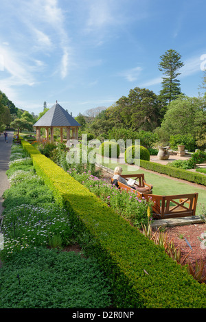 Royal Botanic Gardens, Sydney, New South Wales, Australia, Pacific - Stock Photo