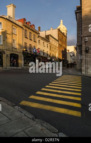 Quebec City, Province of Quebec, Canada, North America - Stock Photo