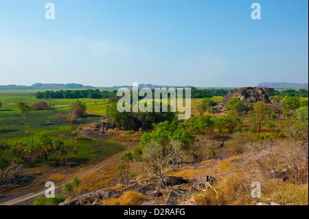 Kakadu National Park, UNESCO World Heritage Site, Northern Territory, Australia, Pacific - Stock Photo