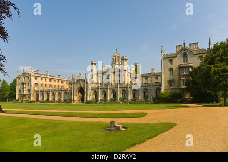 St Johns College Cambridge England