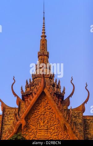 National Museum of Cambodia, Phnom Penh, Cambodia, Indochina, Southeast Asia, Asia - Stock Photo