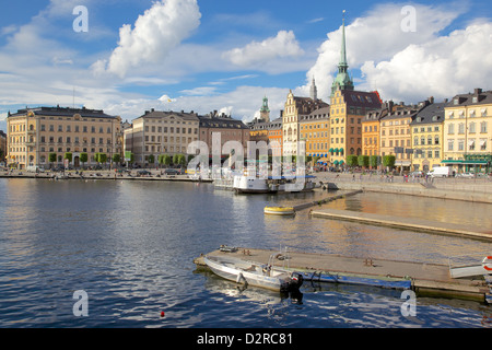 Gamla Stan, Stockholm, Sweden, Europe - Stock Photo