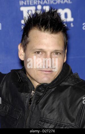 Santa Barbara, California, USA. 31st January 2013. Joshua Pomer at arrivals for Santa Barbara International Film - Stock Photo