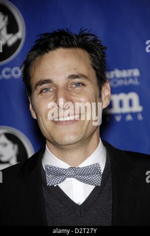 Santa Barbara, California, USA. 31st January 2013. Michael Mayer at arrivals for Santa Barbara International Film - Stock Photo