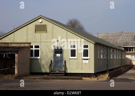 Hut 8, Bletchley Park, England. - Stock Photo
