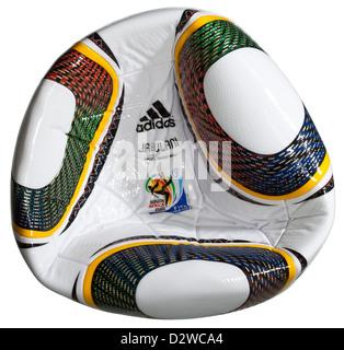 Germany, Adidas JABULANI, official ball of the FIFA World Cup 2010 - Stock Photo