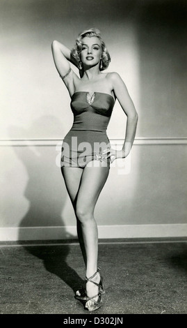 Marilyn Monroe - Stock Photo