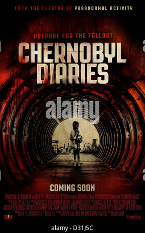 Chernobyl Diaries - Stock Photo