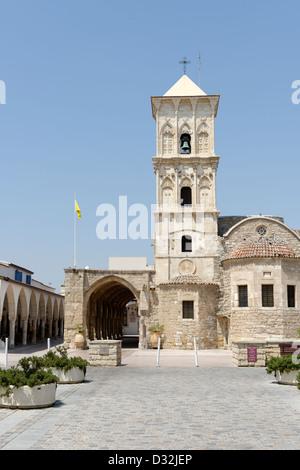 Saint Agios Lazarus Church. Larnaca Cyprus. - Stock Photo