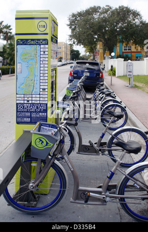 South Beach Miami Bicycle Rentals