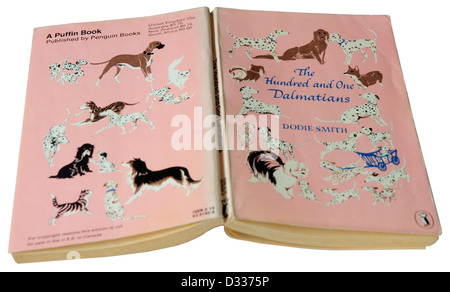 The Hundred and One Dalmatians by Dodie Smith - Stock Photo