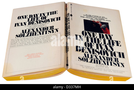 an analysis of independence intolerance in one day in the life of ivan denisovich by aleksandr solzh Through his years in the earthly hell of the soviet prison system, to the publication of a day in the life of ivan denisovich in 1962, and, later, the multivolume gulag archipelago, solzhenitsyn.