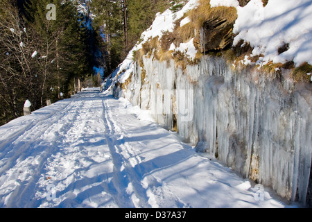 Switzerland, Canton Ticino, Fusio  - Stock Photo