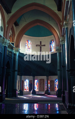 Catholic Seminary, soon to be redeveloped into modern luxury homes. - Stock Photo