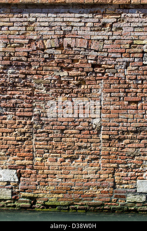 ... Brick Wall with the Outline of a Bricked up Doorway in Venice Italy - Stock Photo & Brick Wall with the Outline of a Bricked up Doorway in Venice ... Pezcame.Com