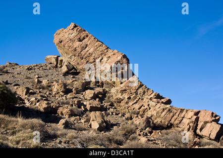 Dike in Tenerife - Stock Photo