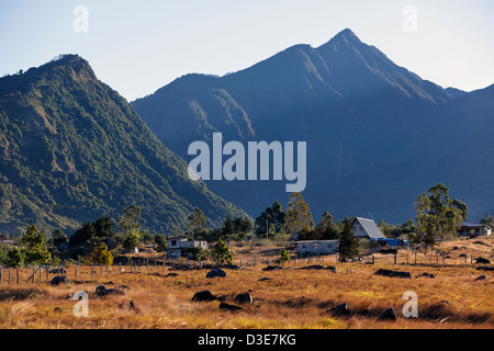 Volcan Baru, Panama - Stock Photo