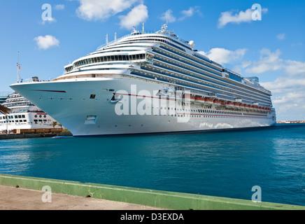 Port In Nassau Bahamas Stock Photo Royalty Free Image
