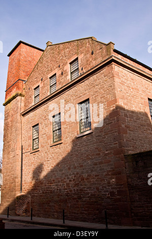 The Verdant Works is a museum focusing primarily on the jute and line industry in Dundee,UK - Stock Photo