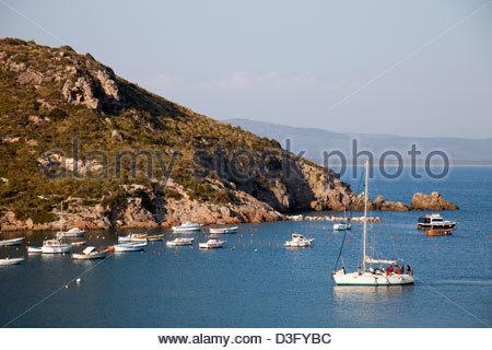 porto ercole,argentario peninsula,tuscany,italy - Stock Photo