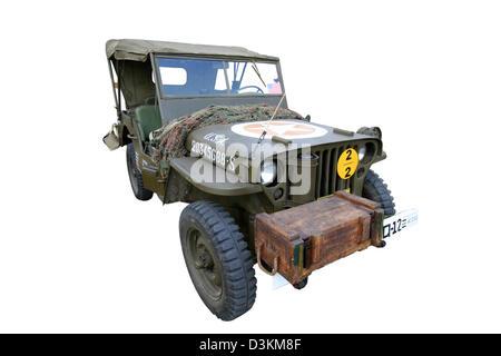 World War II US Army - Stock Photo