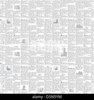 Vintage Paper Sheet With Tiled Pattern Isolated On White Stock