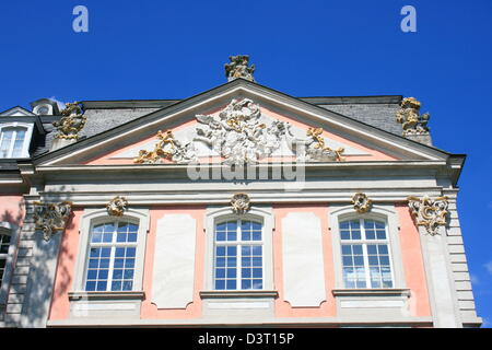 Electoral Palace in Trier, Germany - Stock Photo