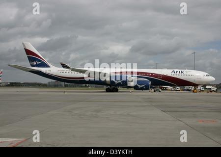 ARIK AIRWAYS NIGERIA - Stock Photo